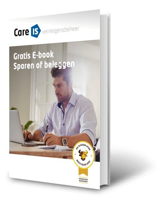 Care E-book Sparen of beleggen